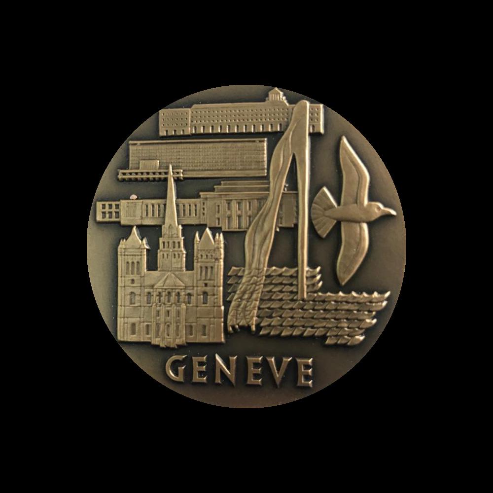 Бронзовая медаль за продукт ХВОЙНЫЙ БАЛЬЗАМ. Международная выставка изобретений г. Женева, Швейцария, 2009 г.